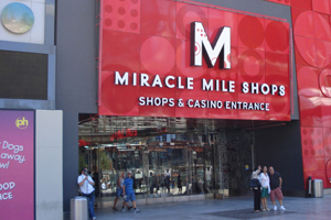 Miracle Mile at Planet Hollywood in Las Vegas