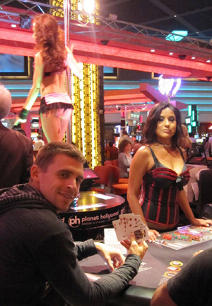 The Pleasure Pit casino Planet Hollywood in Las Vegas