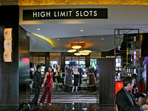 Las Vegas Strip High limit slots