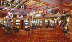 Excalibur casino with slots in Las Vegas