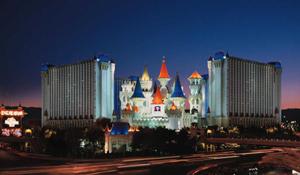 Excalibur Hotel Las Vegas Strip
