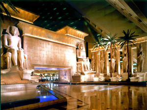 luxor strip Hotel