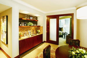 Mandalay Bay one bedroom suite, Las Vegas strip hotels