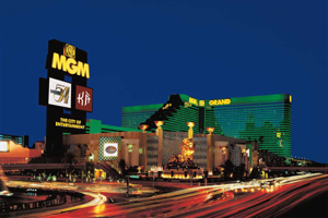 MGM Grand at Las Vegas Strip