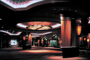 MGM Grand inside in Las Vegas