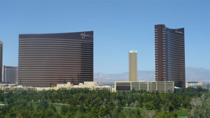 hotelset Wynn and Encores at Las Vegas Strip
