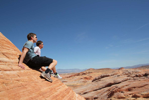 Emil and Joel, Valley of Fire
