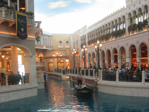 Grand Canal at The Venetian, Las Vegas Strip