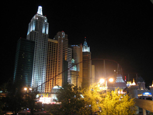 New York New York at Las Vegas Strip