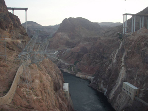 Hoover Dam Bypass, Nevada and Arizona