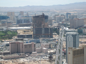 Photo from Stratosphere Tower at North Las Vegas Strip