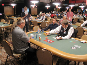 Poker - WSOP heads up Rio Las Vegas