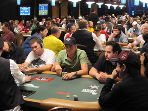 Poker at WSOP Las Vegas