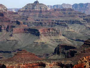 Grand Canyon south Arizona
