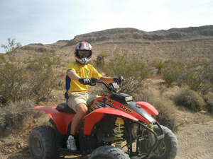 ATV tours from Las Vegas
