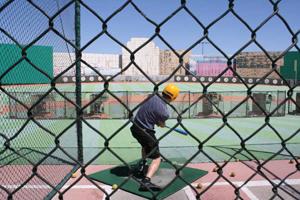 Bating cage Las Vegas