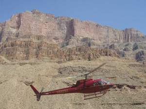 Grand Canyon helicopter tours las vegas