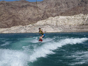 Wakeboard at Lake Mead